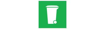 Pobiranje odpadkov v zimskih razmerah